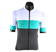 Camisa Ciclismo Classic Jade - Masculina