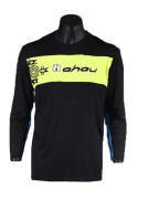 Camisa Warrior Black Enduro Motocross - Masculina