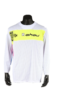 Camisa Warrior White Enduro Motocross - Masculina