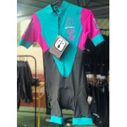 Speedsuit Warrior Jade - Bike Feminino