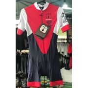 Speedsuit Warrior Wine - Bike Feminina