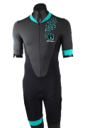 Speedsuit Bike Triathlon Bit Jade - Masculino