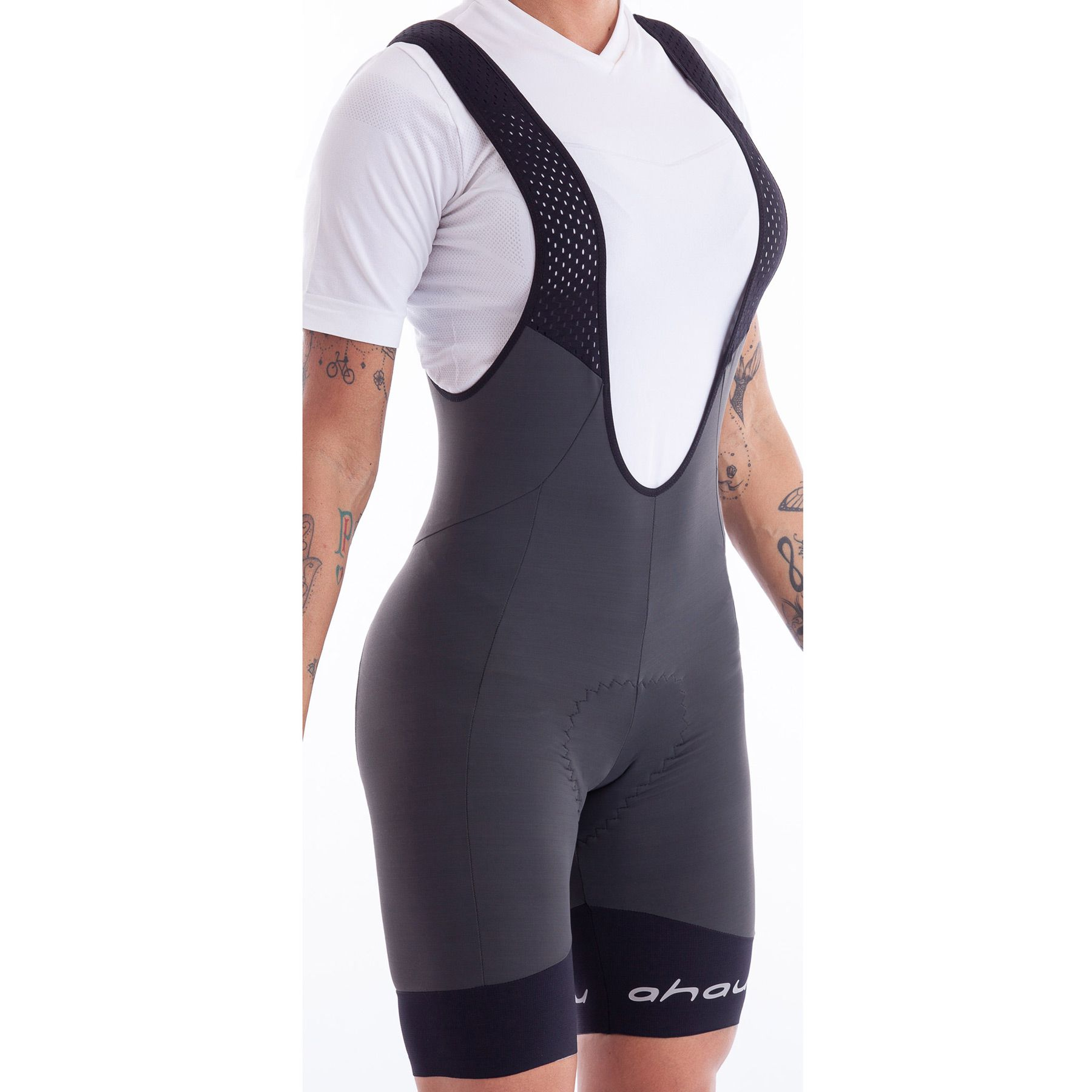Bretelle Ciclismo Charcoal