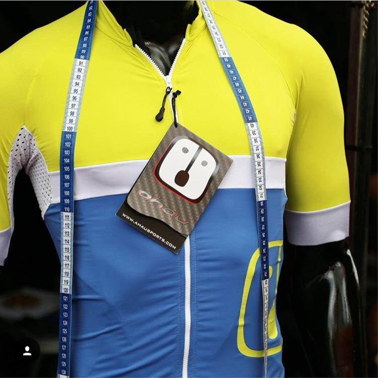 Camisa Ciclismo Aussie Blue - Masculina