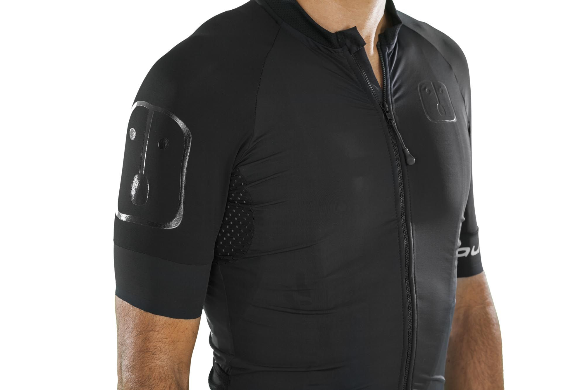 Camisa Ciclismo Black Tie - Masculina