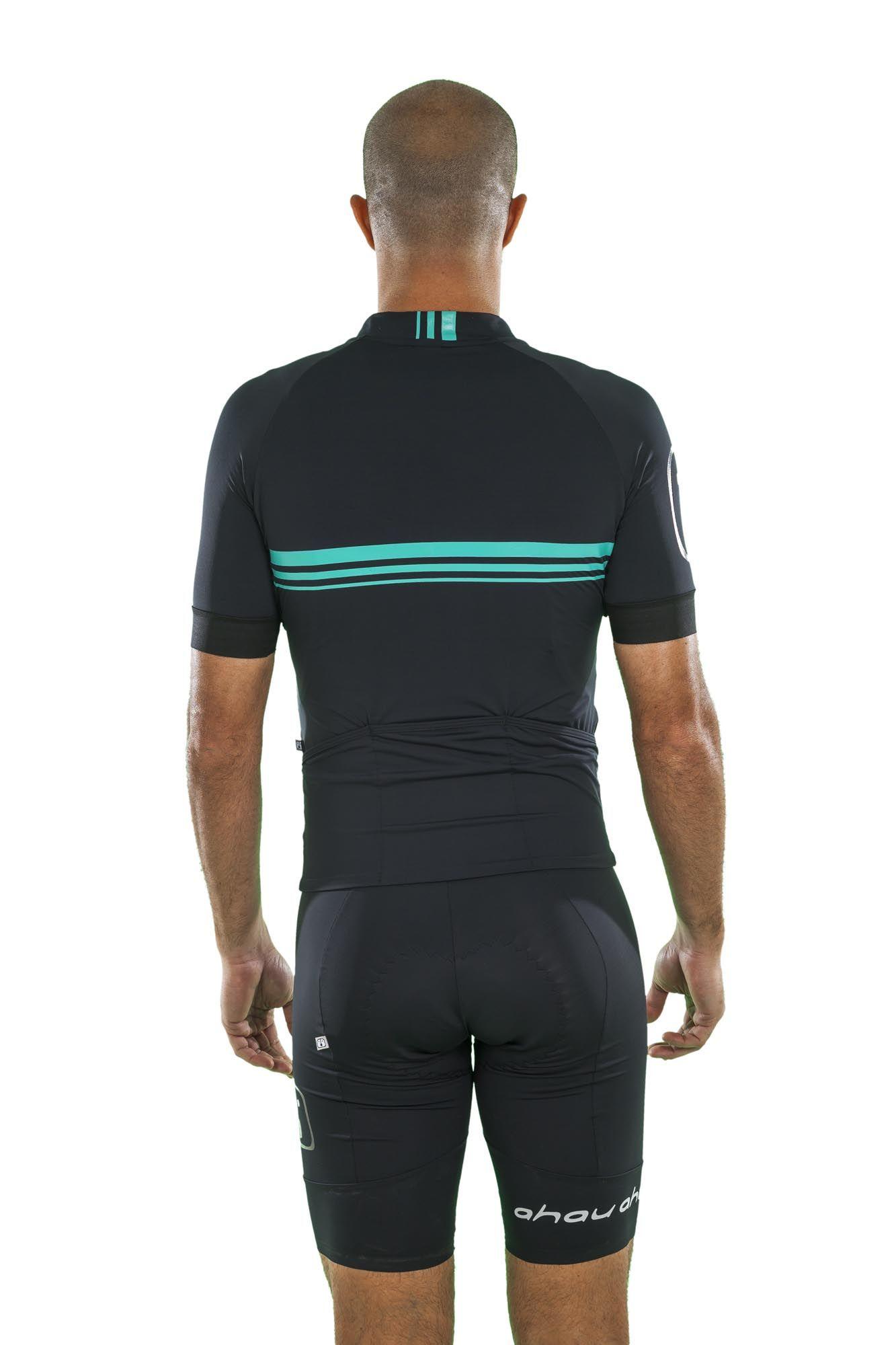 Camisa Ciclismo Racing Jade - Masculina