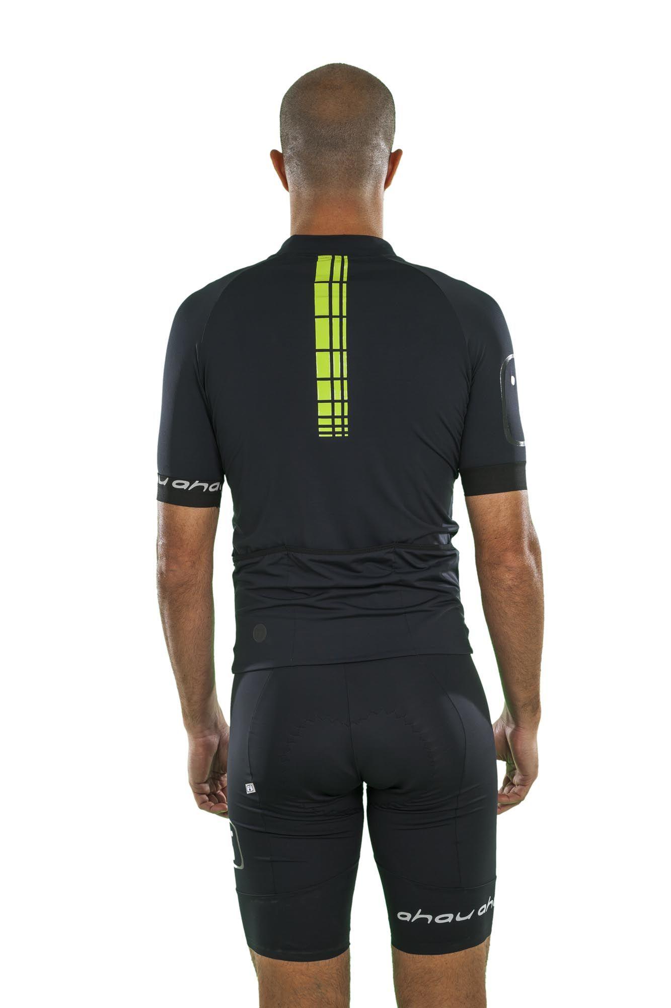 Camisa Ciclismo Racing Neon - Masculina