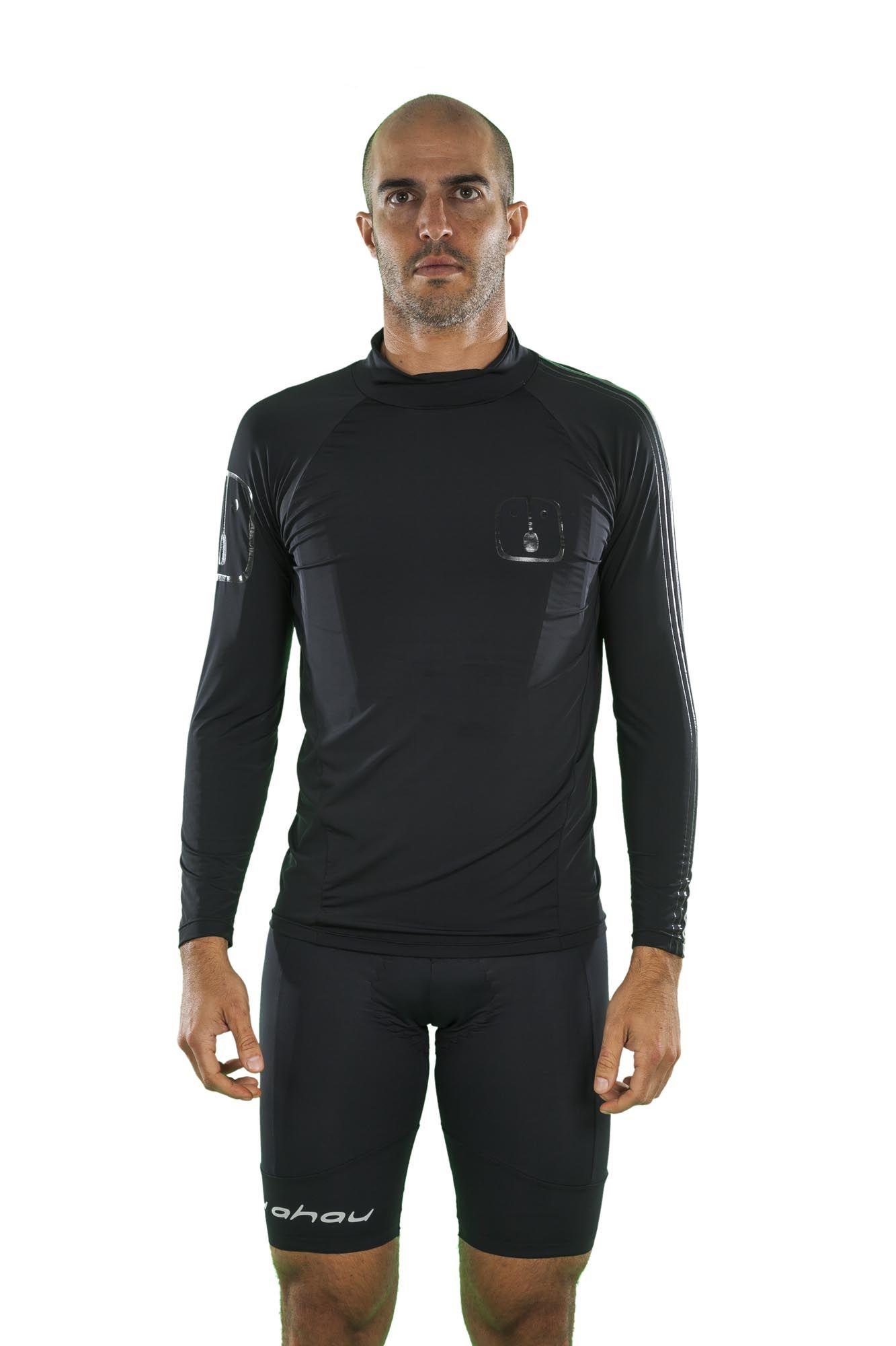 T-Shirt H2O Black - Masculina