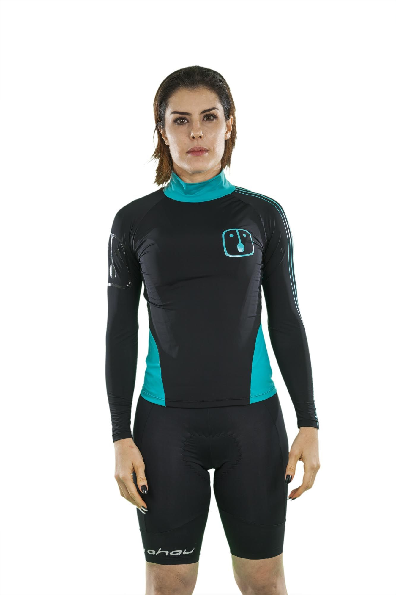 T-Shirt H2O Jade - Feminina