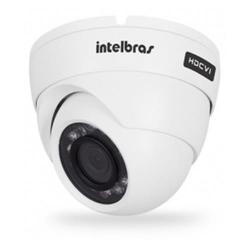 Camera Intelbras Hdcvi 3.6 Mm 20 Mt Vhd 3020d G3 Full Hd C/infr. Branca