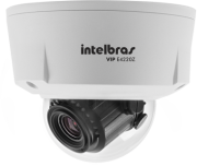 Câmera Intelbras IP VIP E4220Z 960p 1.3 Mp Varifocal 2,8 a 12mm IP66 IK10 IR 20 Metros 28 Leds WDR