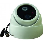 Camera Analogica Ahd Dome 1.3mp 960p 30mt 3,6mm Infra 1280x960 12v 2a