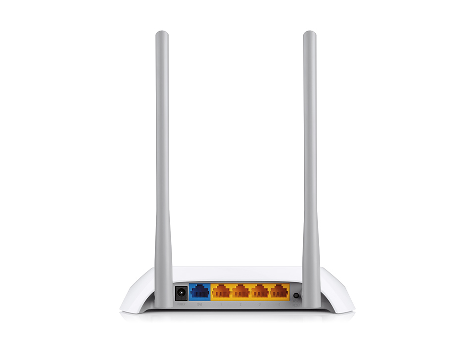 Roteador TP-Link Wireless N 300Mbps TL-WR840N