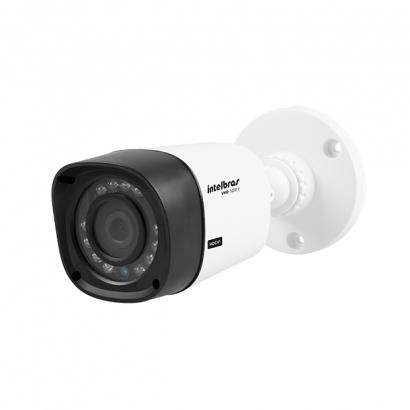Camera INTELBRAS Hdcvi 3.6 Mm 20 Mts Vhd 1220b Full Hd Infra Branca