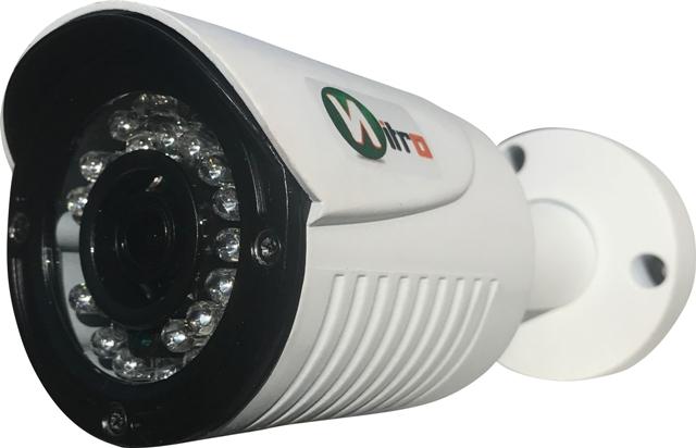Camera Analógica Bullet HDTVI 1mp 720p 3,6mm 30 Leds 1/3 IR Cut 30 mt