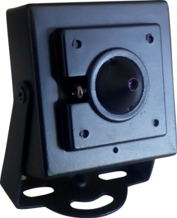 Camera Pinhole Mini AHD 1 megapixel 720p Lente 3,7mm 1280x720