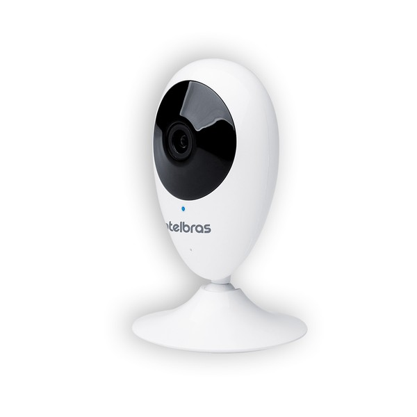Câmera Intelbras IP Wifi HD 720p 1 Megapixel IC3 Lente 2,8mm 1/4 IR