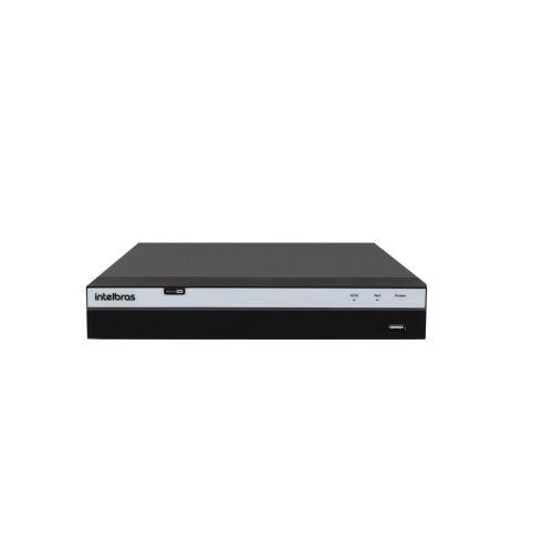 Gravavdor Dvr 4 Canais Intelbras Multi Hd Mhdx 3004 Full Hd 1080p