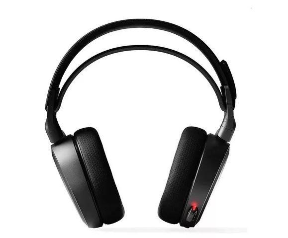 Headset Steelseries Arctis 7 2019 Preto Stl-61505 Dts X V2.0
