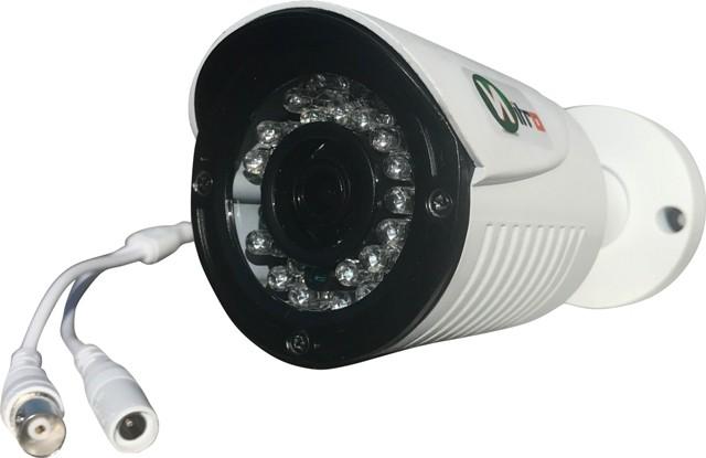 Kit CFTV Intelbras Dvr 3008 Mhdx 8 Canais Full HD 1080P + 4 Câmera Hibrida Flex Full HD 1080p 2 megapixels 4 em 1 HD-TVI, HD-CVI, AHD, CVBS IP66 WDR Lente 3,6mm 30 Leds IR 35 Metros