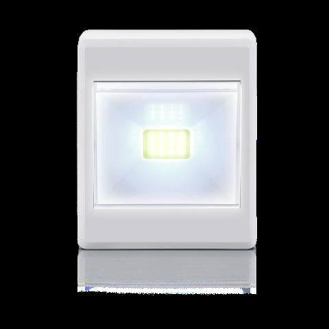Luminária Elgin Led ButtonLed Mini Luminária de Botão 3W