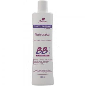 Cód. 504 - Shampoo Ultra Hidratante  BB Cream - 300 ml