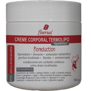 Cód. P800 - Creme Termolipo S/ Massagem  (Hiperêmico) - 500 g