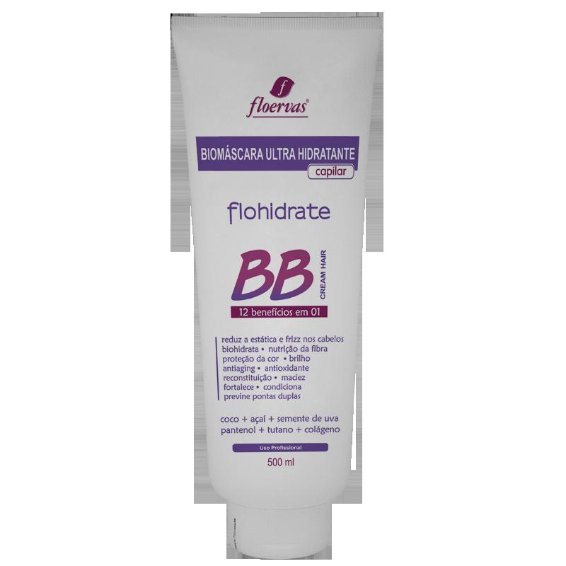 Cód. P302 - Biomáscara Ultra Hidratante BB Cream - 500 ml