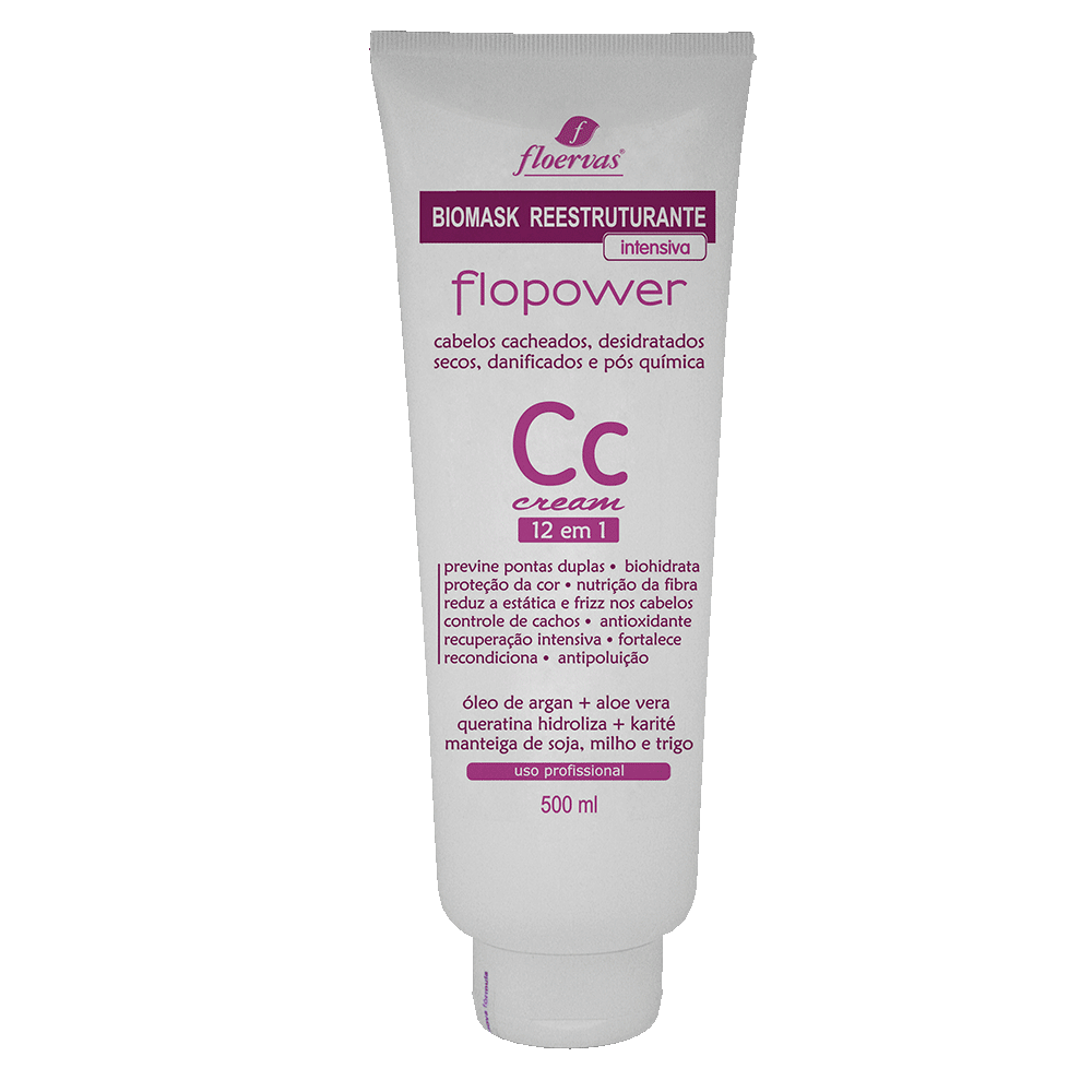 Cód. P301 - Biomask Reestruturante CCcream - 500 ml