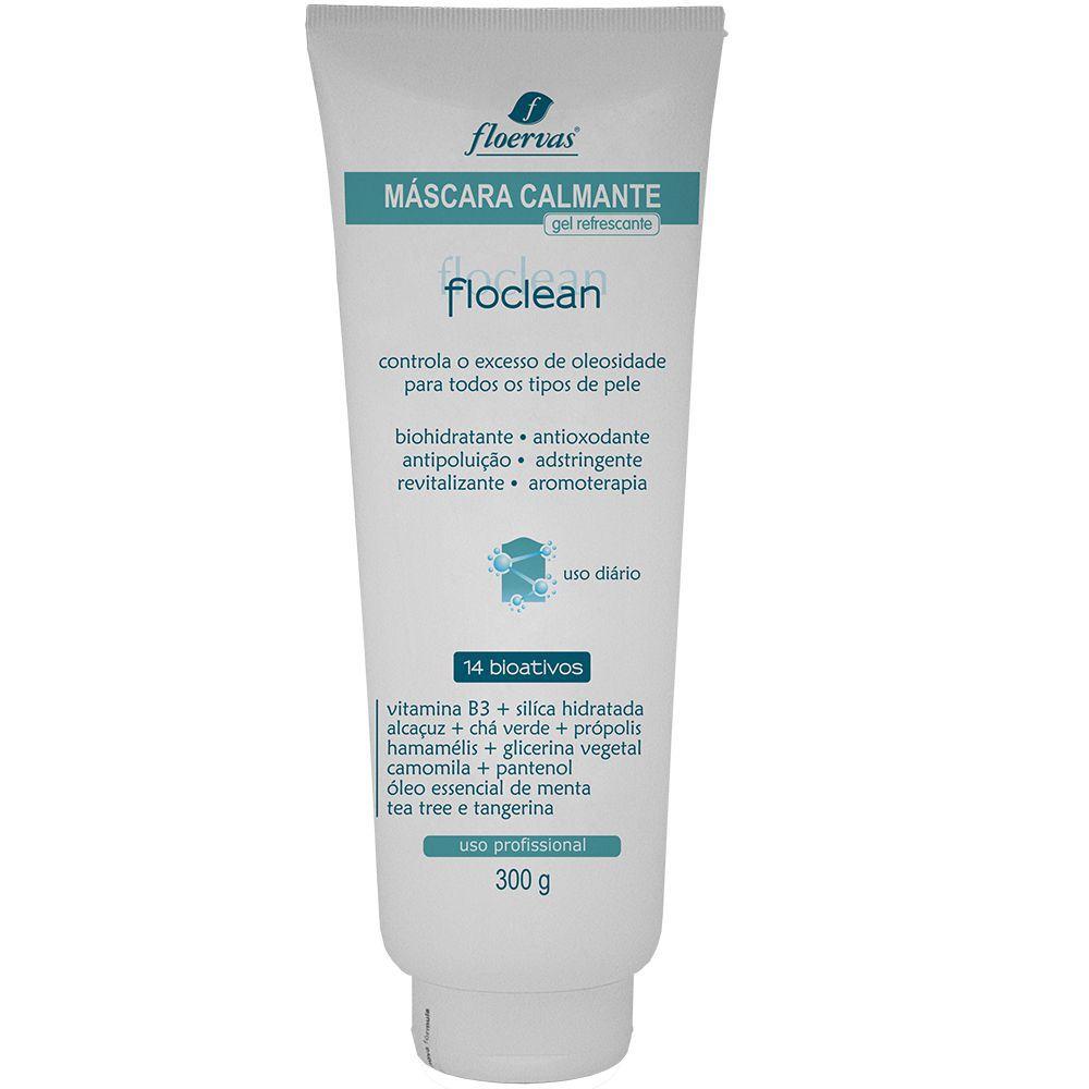 Cód. P611 - Cód. 611 - Máscara Calmante  - gel refrescante     - 300g