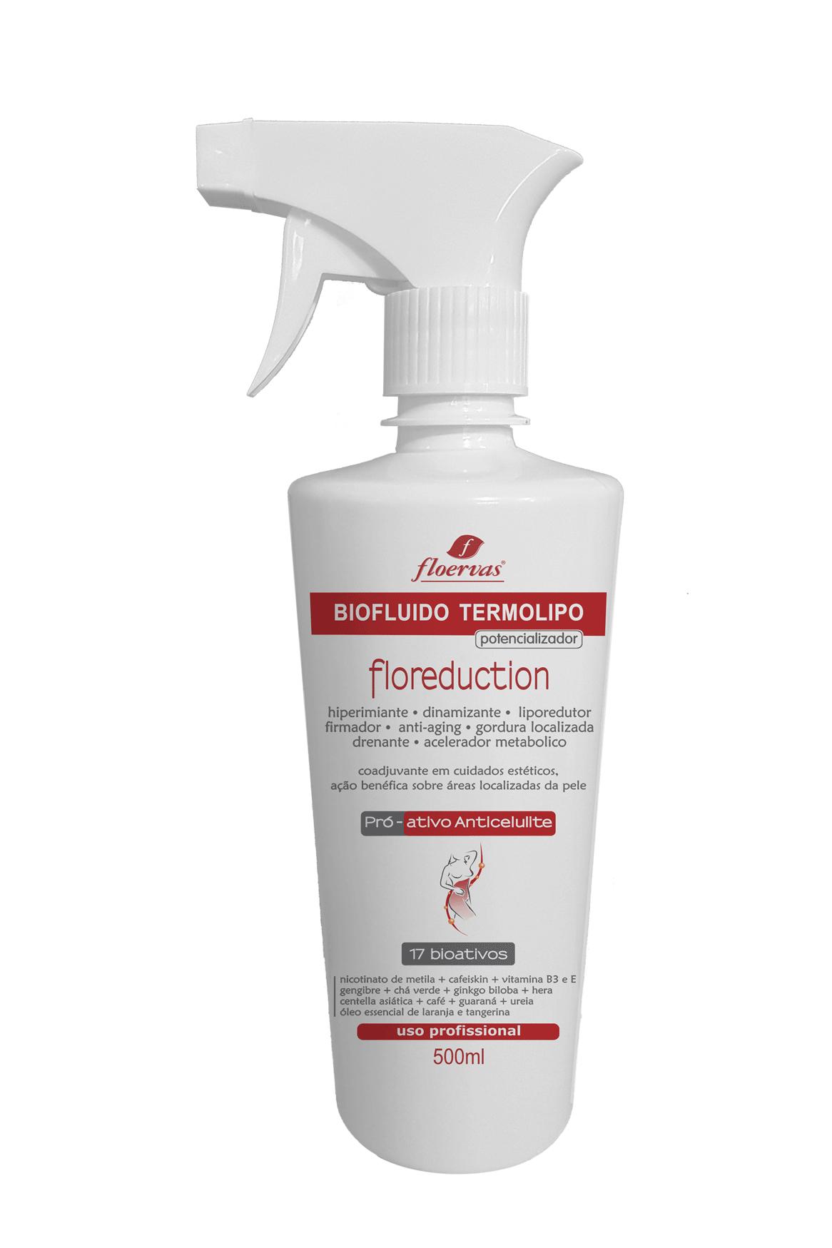Cód. P810 - Biofluido Termolipo Potencializador – 500 ml
