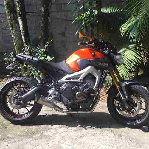 Ponteira Escape Scorpion Gp720 Inox Full 3x1 - Yamaha Mt-09