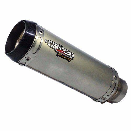 Ponteira Escape Full 4x2x1 Gp Tech Inox - Bmw S1000xr