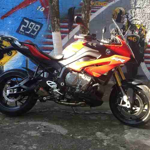 Ponteira Escape Full 4x2x1 Scorpion Gp720 Inox - Bmw S1000xr