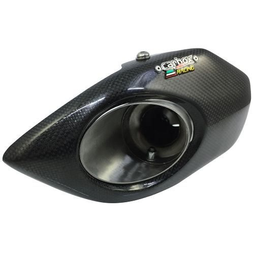 Ponteira Escape No Muffler Carbon - Tiger 800