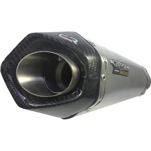 Ponteira Escape Shark Gp920 Inox Street Triple 765 Rs/s