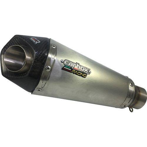 Ponteira Escape Full Shark Gp920 Inox - Gsxs 1000