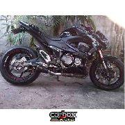 Ponteira Esportiva Scorpion Gp720 Carbon Kawasaki Z800