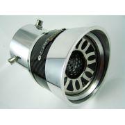 Ponteira Extreme Turbo Angular De Carbono Gol G3 e G4