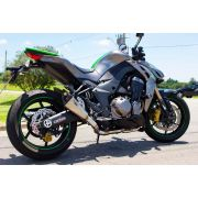Escapamento Full 4x2x1 Scorpion Gp720 Inox Z1000 2010 A 2015