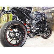 Ponteira Escapamento No Muffler Triumph Speed Triple 1050