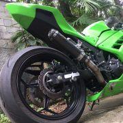 Escape GP Tech Evo Carbon Full - Ninja 300