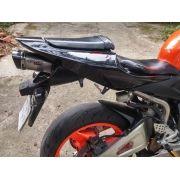 Ponteira C/ Eliminador Shark S920 Inox Cbr 600 Rr 04 A 06 Carbox