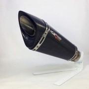 Ponteira Scorpion GP720 Carbon p/ Suzuki SRAD GSXR1000 2007 a 2010