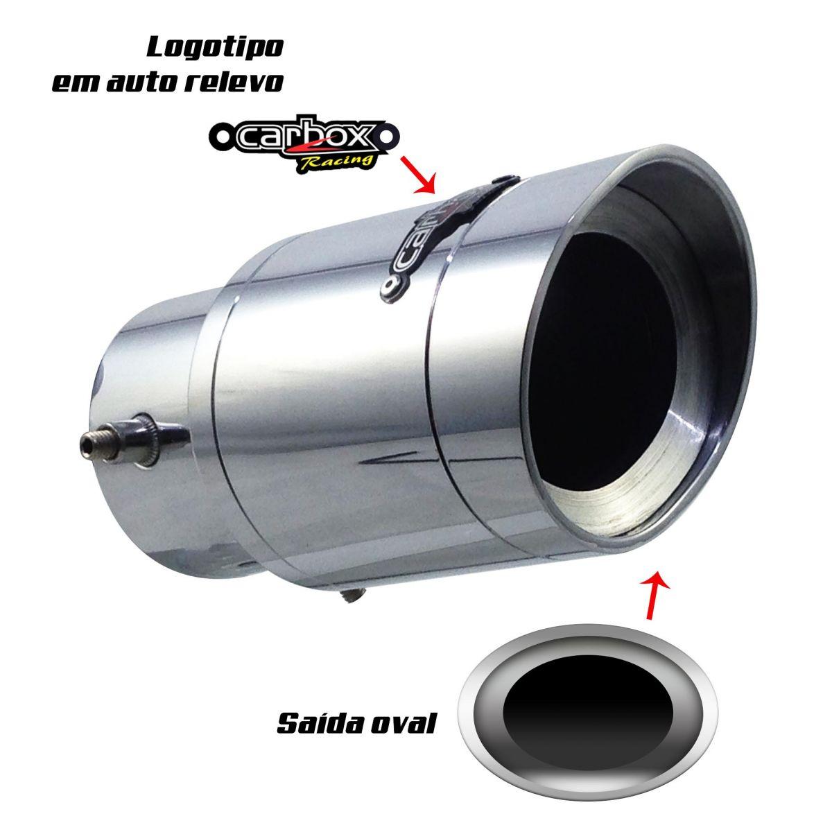 Ponteira Elite  Alumínio p/ Captiva, Honda City, C4 Pallas