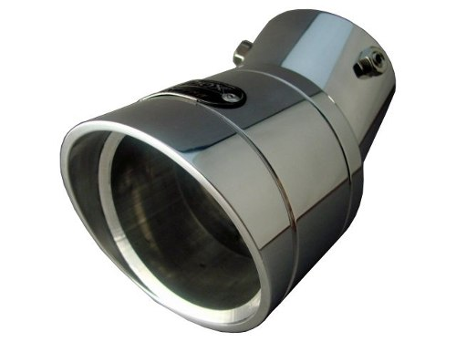 Ponteira Escape Elite Angular Aluminium
