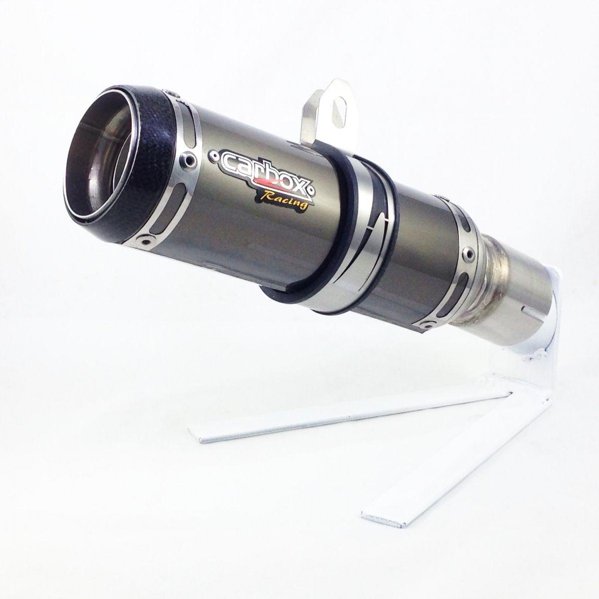 Ponteira Escapamento Full 4x2x1 Gp Tech Inox Cbr 600f 12 A 14