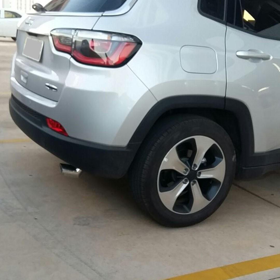 Ponteira Elite Alumínio Jeep Compass