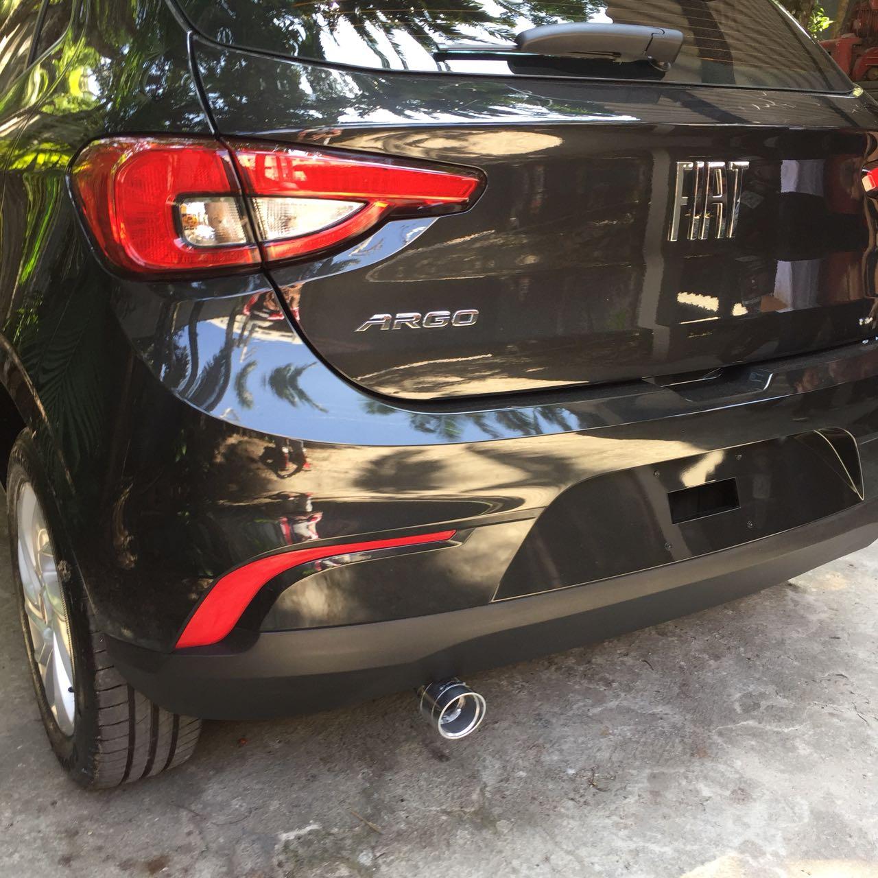 Ponteira Elite Angular Alumínio FIAT Argo
