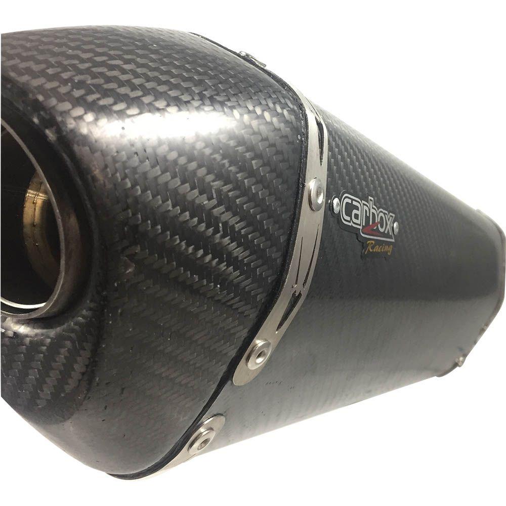 Ponteira Escapamento H635 Carbon Full 2x1 - Cb1000r
